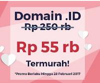 Promo domain indonesia murah