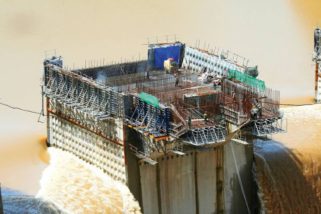 صور| الأقمار الصناعية تفجٌر مفاجأة بخصوص سد النهضة الأثيوبي لاول مرة..مفاجأة خطيرة مياه النيل في خطر!