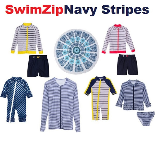 Kids Fashion Friday Featuring SwimZip