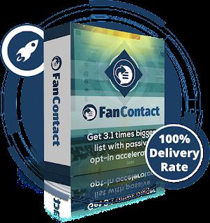 fan contact
