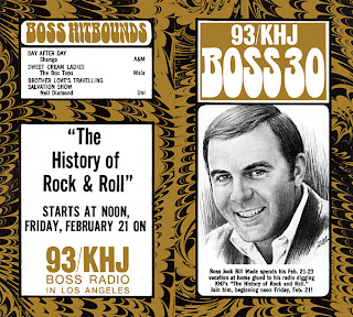 KHJ Boss 30 No. 188 - Bill Wade