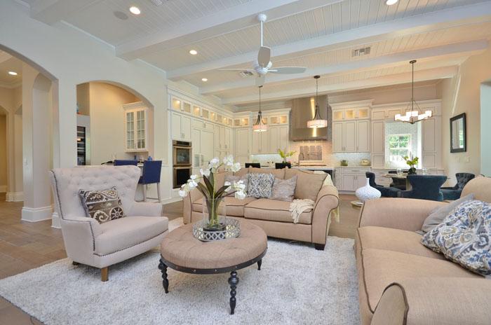 60 consigli di home staging per vendere casa velocemente e - Tappeti da sala ...