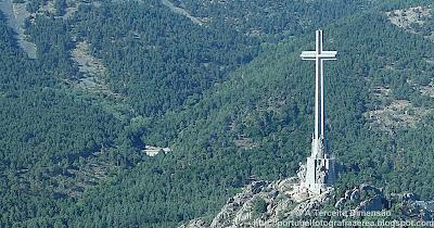 ESPANHA - Cruz de Valle de los Caídos