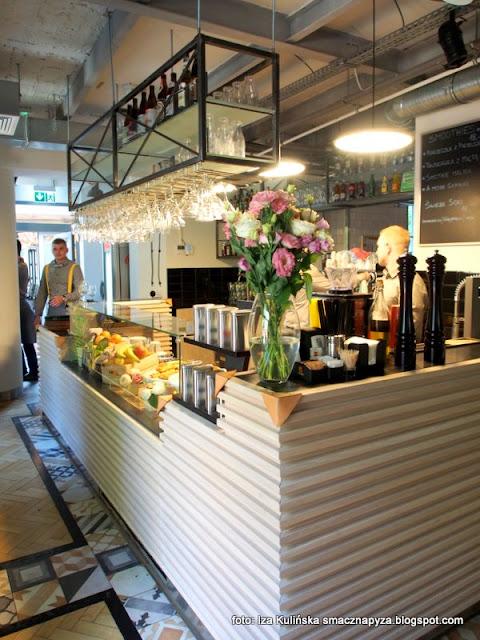 bar , bistro , obiad  , test , blogerka kulinarna , menu , warszawa ,