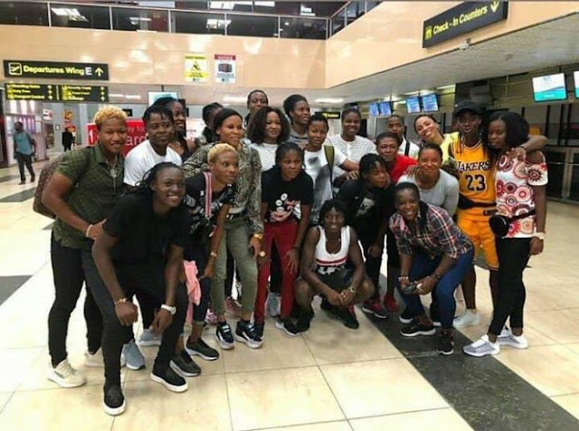2018 AWCON: Nigeria To Arrive In Ghana On November 14th