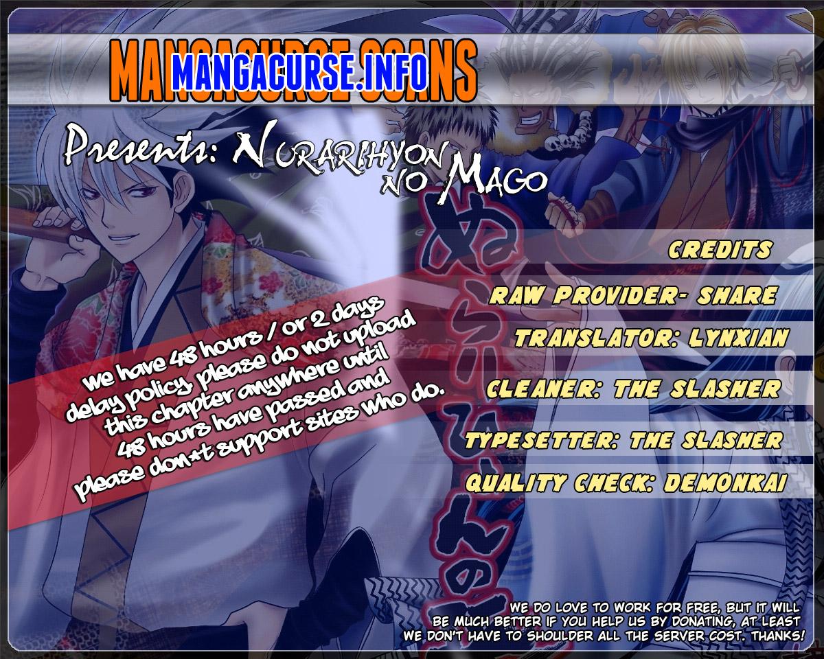 Nurarihyon no Mago Chapter 172 - MangaHasu