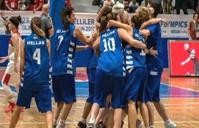 Χρυσές στους Ολυμπιακούς Κωφών οι απίστευτες Ελληνίδες-Επικράτησαν και της Λιθουανίας στο μεγάλο τελικό με 67-50