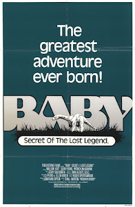 Baby: Secret of the Lost Legend Poster