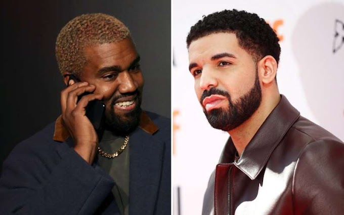 Kanye West Says Drake 'Threatened Me' On The Phone, Releases Dozens Of New Tweets