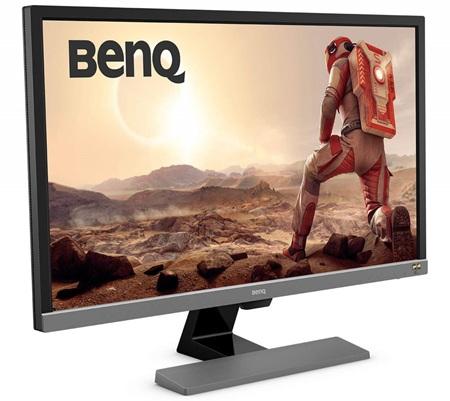 BenQ EL2870U: panel 4K de 28'' con soporte HDR nativo