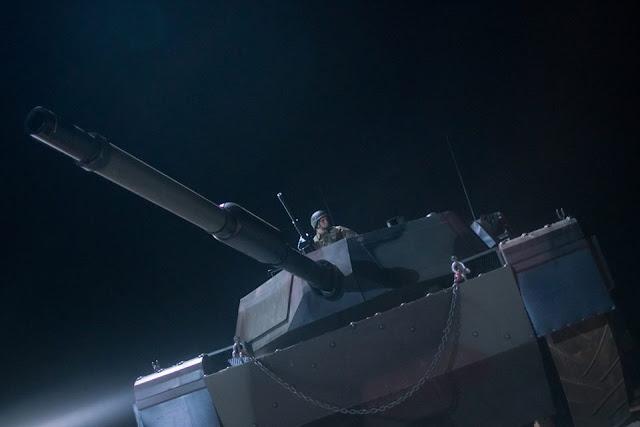Kurtlar Vadisi Vatan - tank