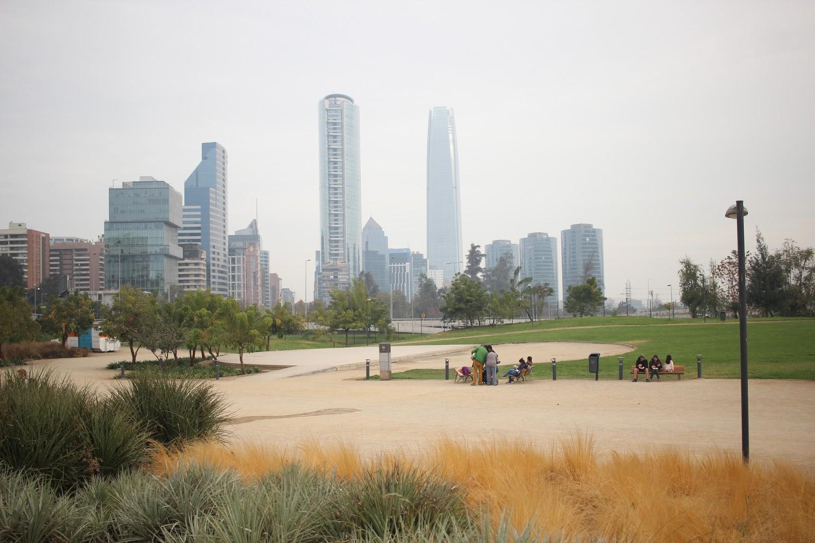 parque bicentario