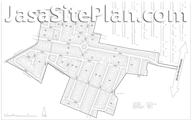 Disain Site Plan