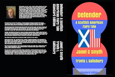 Cover For Standard Edition Defender Paperback