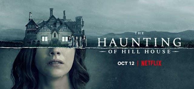 مراجعة مسلسل The Haunting Of Hill House.. حكاية المنزل المسكون ما بين الماضي والحاضر