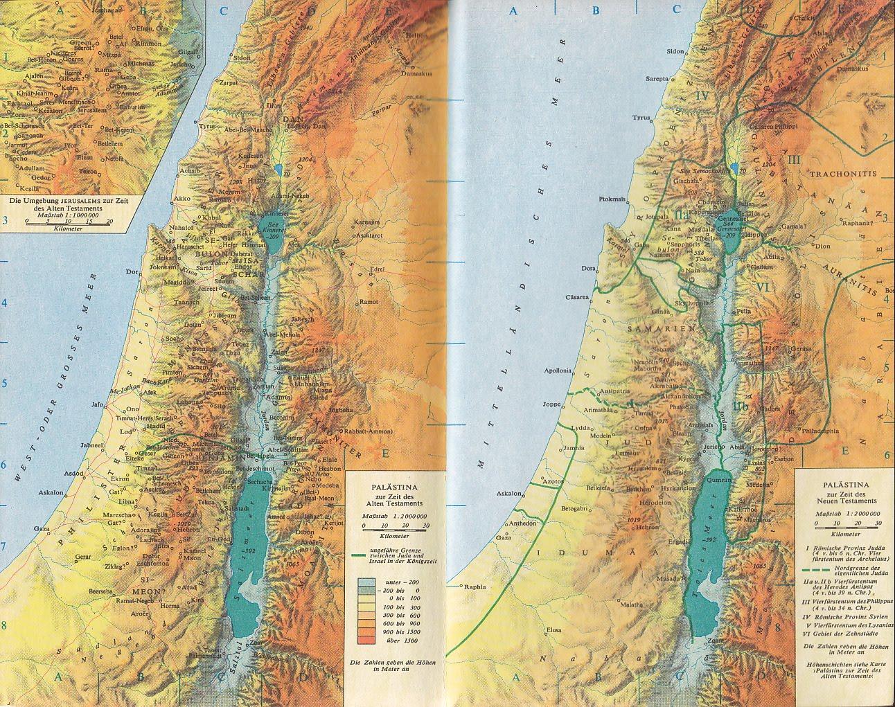 Israel: August 2011