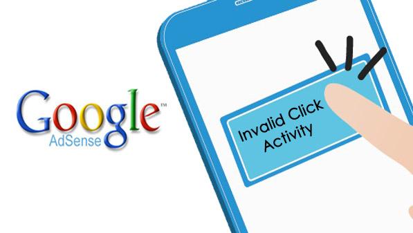 Invalid Click Activity