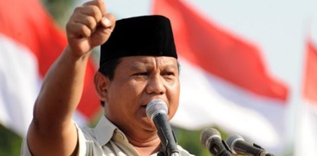 Popularitas Prabowo Semakin Limbung, Begini Respon Gerindra