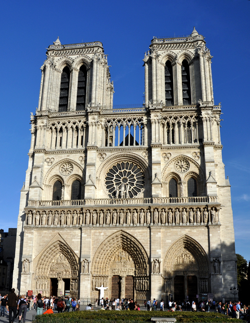 Notre Dame Cathedral in Paris, France | Photo: Barry Holland