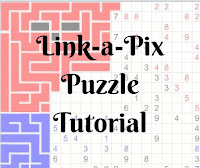 Link-a-Pix Puzzle Tutorial by Conceptis Puzzles