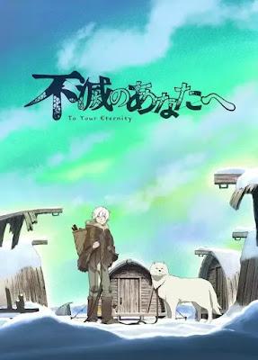 To Your Eternity, mangá da mesma autora de A Voz do Silêncio, tem anime anunciado