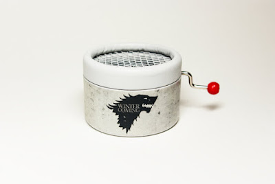 Game of Thrones Music Box | Tomes and Tequila Blog