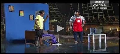 Maharaja Lawak Mega 2017 Minggu 2