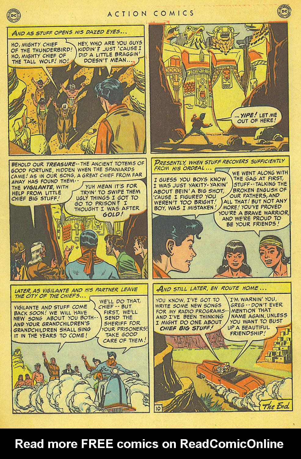 Read online Action Comics (1938) comic -  Issue #152 - 48