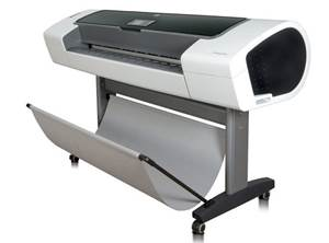HP DesignJet T1100ps 44-in
