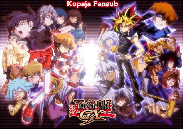 Yu Gi Oh Duel Monsters Gx Subtitle Indonesia