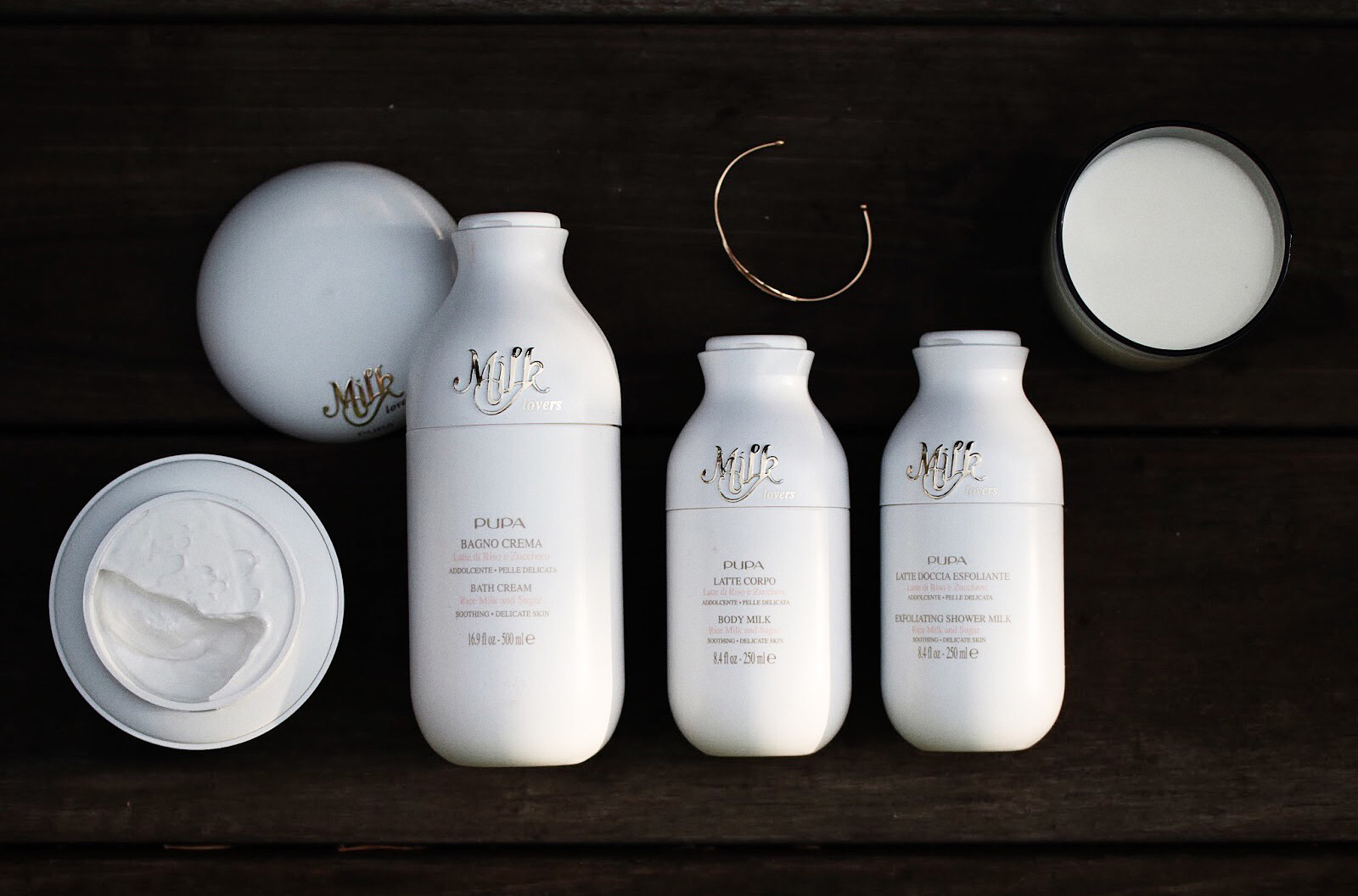 pupa milk lovers soins corps au lait avis test