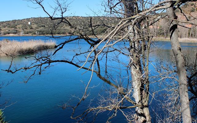 Qué ver en las Lagunas de Ruidera. Laguna Colgada
