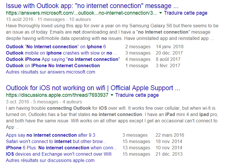 Clement Nedelcu's Development Journal: How to fix: Outlook on iOS