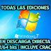 Windows 7 [Español] [Todas las Versiones] [ISO] [32/64 bits] [MEGA][2019]