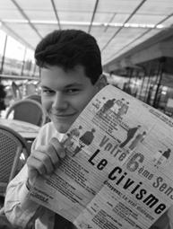 Pierre Maudet et le civisme
