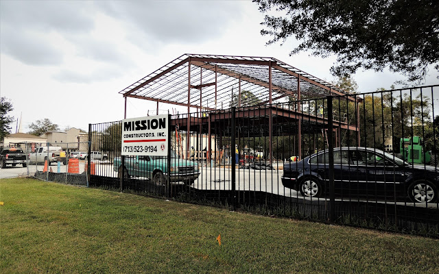 Mission Constructors Inc - Church project on Bellaire Blvd.