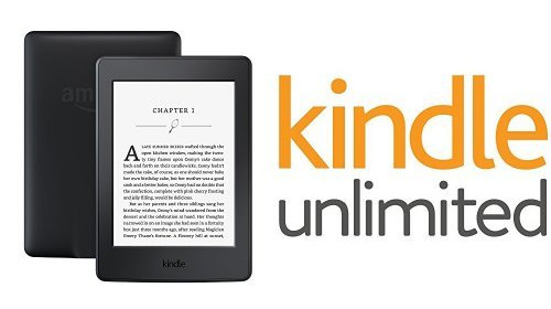 Prova gratis Kindle Unlimited