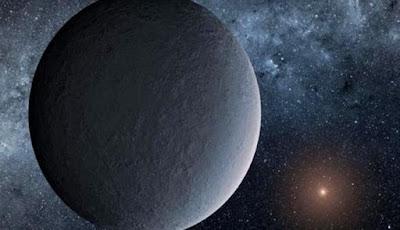 Ditemukan Eksoplanet Bola Es yang Memiliki Massa Bumi