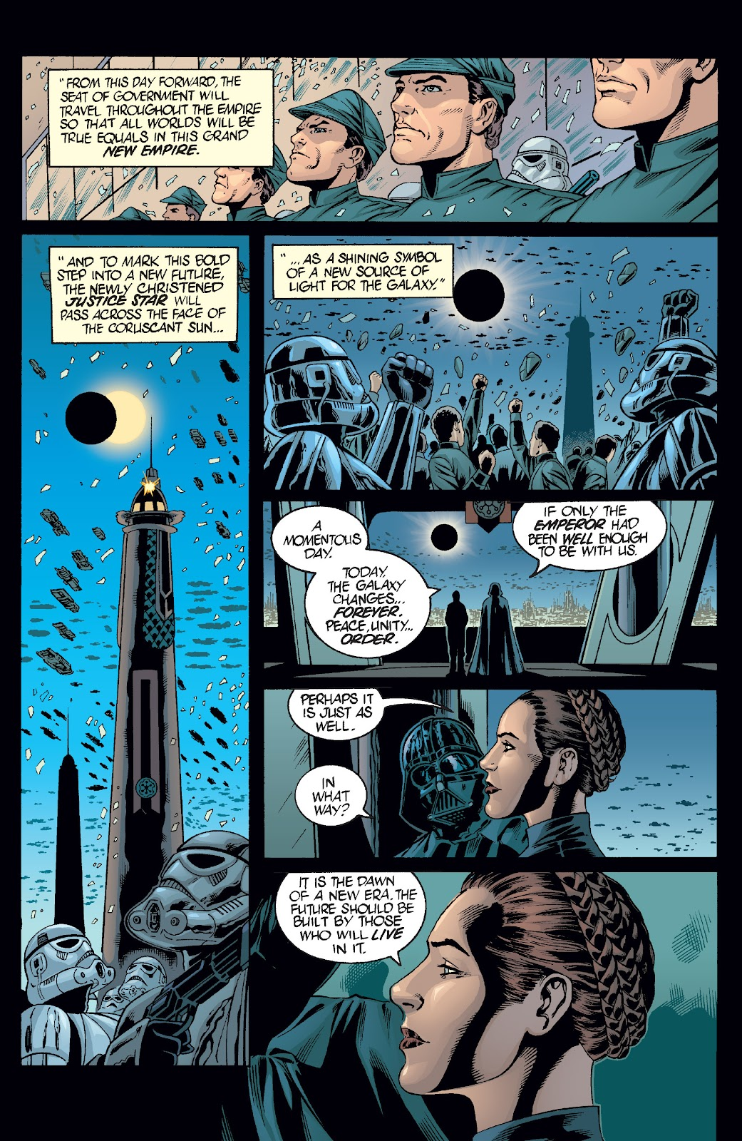 Read online Star Wars Legends: Infinities - Epic Collection comic -  Issue # TPB (Part 1) - 74