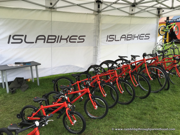 IslaBikes at Geronimo festival