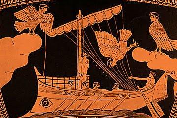 bateau d'ulysse