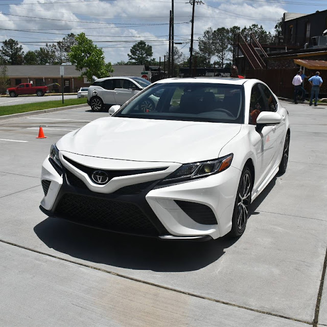 Toyota Event: Toyota's Ride And Drive Event Recap: 2018 Camry And C-HR
