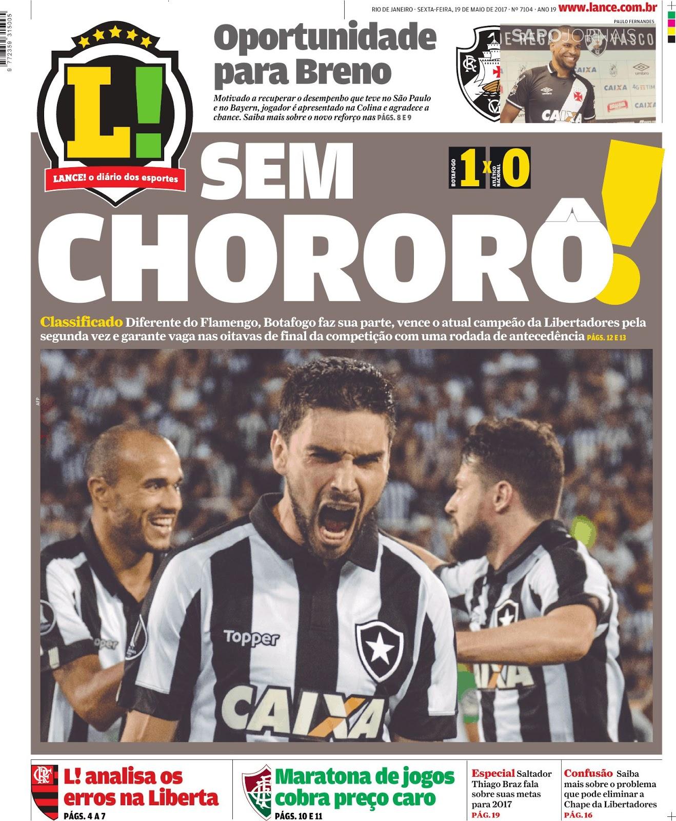 A receita que mais funcionou para o Botafogo na Conmebol Libertadores  Bridgestone deste ano. Com este ambiente 2ab9fd57d937e