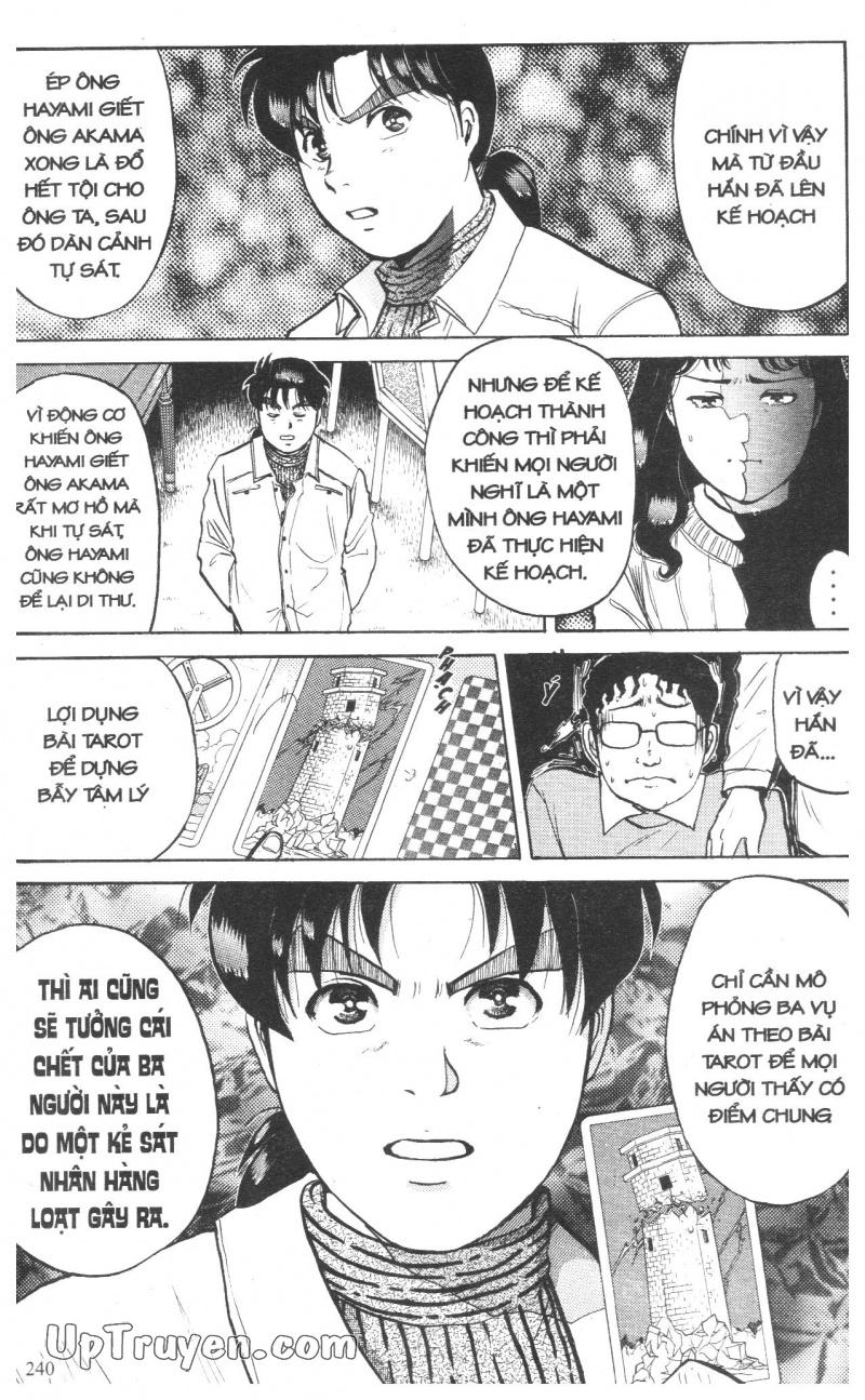 Thám Tử Kindaichi chapter 1111 trang 10