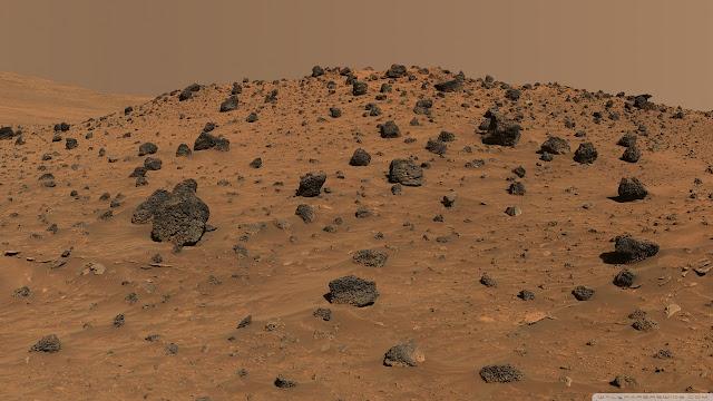 Planet Mars Peradaban Selanjutnya ?