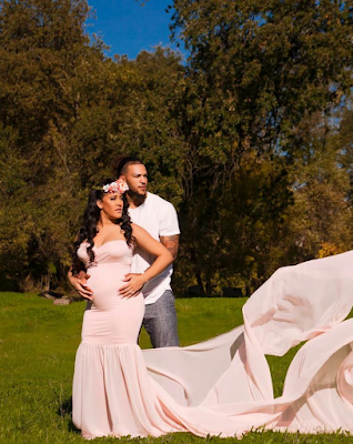 Natalie Nunn Is Expecting Her First Child With Her Husband Jacob Payne