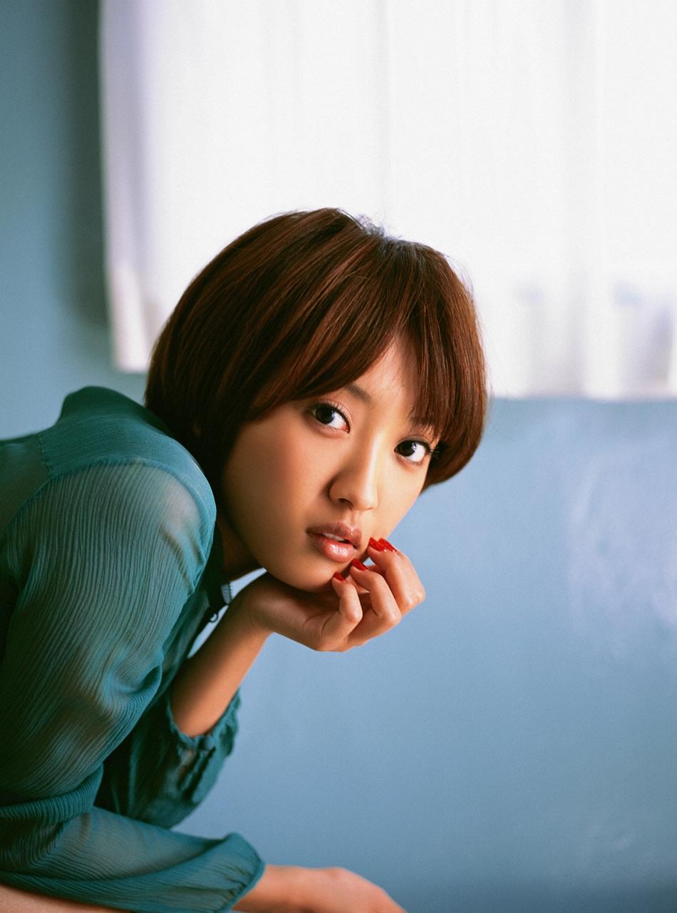 Girlz Pic: Natsuna Watanabe from GANTZ the movie