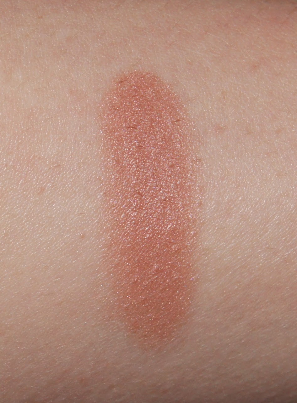max factor creme puff blush nude mauve swatch review