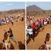 VÍDEO: Tentativa de homicídio durante corrida de cavalos é flagrada, assista