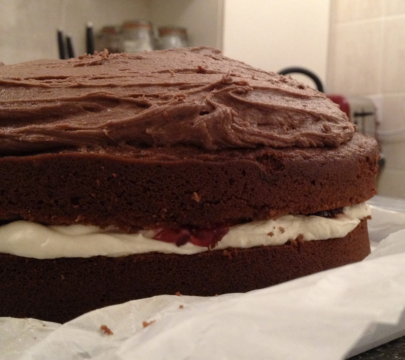 Http Www Bbc Co Uk Food Recipes Easy Chocolate Cake